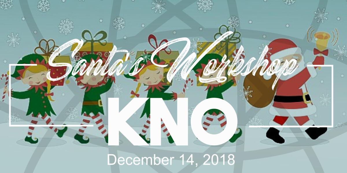 Kids' Night Out - December - Santa's Workshop