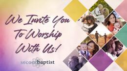 Worship Service - May 10, 2020
