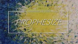 Worship Service - December 13, 2020