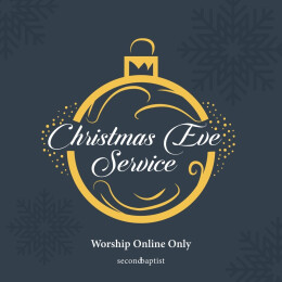 Christmas Eve 2020 Online Service