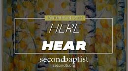 Worship Service - January 24, 2021