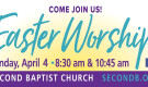Worship Guide - April 4, 2021