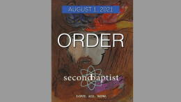 """Order"" - August 1, 2021 Worship Service"